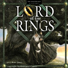 Cover of LotR board game