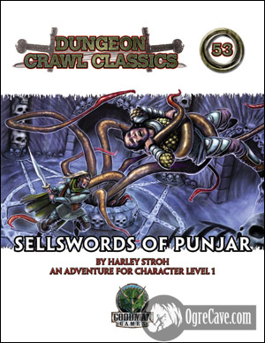 Sellswords of Punjar cover