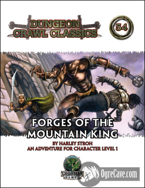 Forges of the Mountain King cover