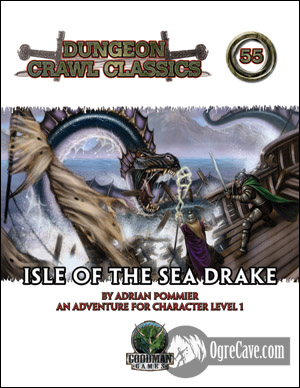 Isle of the Sea Drake cover