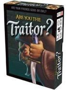 Are You The Traitor? box