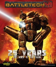 BattleTech: 25 Years cover