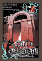 Cat and Chocolate