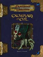 Exemplars of Evil cover