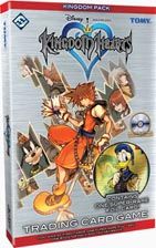 Kingdom Hearts TCG Kingdom pack