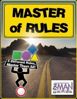 Master of Rules box