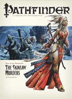 Pathfinder - The Skinsaw Murders