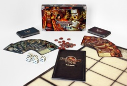Summoner Wars components