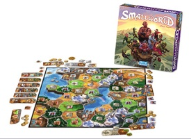 Small World components