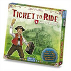 Ticket to Ride: Switzerland box