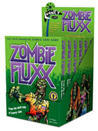 Zombie Fluxx display